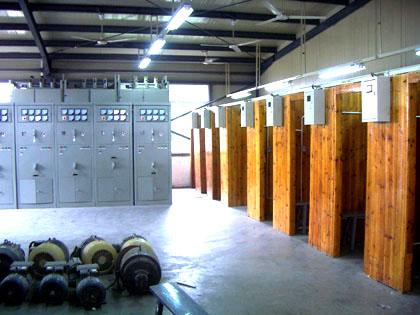 供电与照明线路实训室