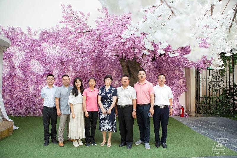 福建工业学校余梅英副校长一行赴宁夏银川职业技术学院交流